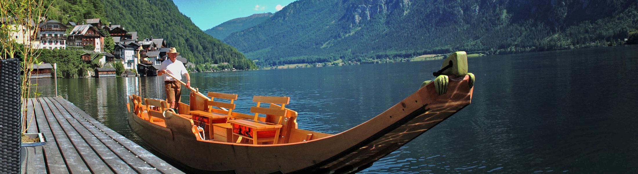 NAVIA Zillen-Schifffahrt am Hallstätter See